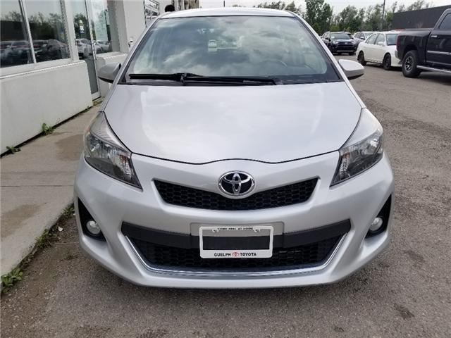 2014 Toyota Yaris SE (Stk: U00902) in Guelph - Image 2 of 28