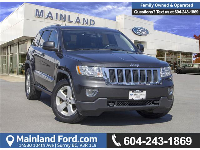 2011 Jeep Grand Cherokee Laredo (Stk: 8EX4150A) in Surrey - Image 1 of 27