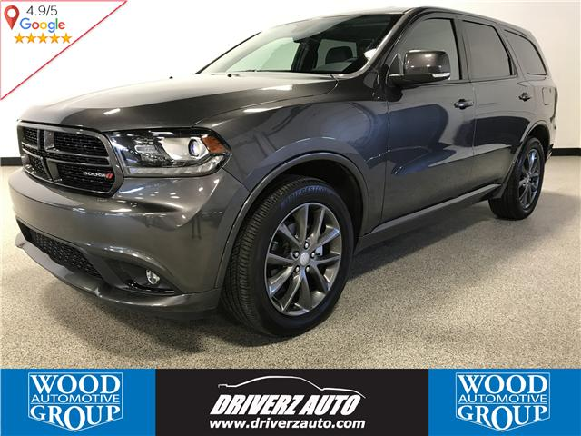 2017 Dodge Durango GT (Stk: B11620) in Calgary - Image 1 of 13