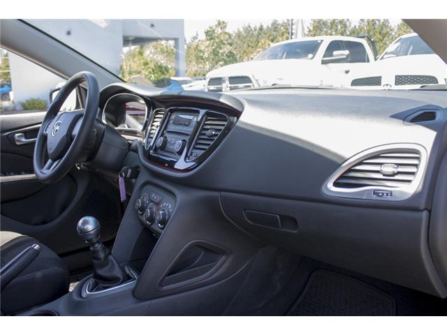 2015 Dodge Dart SE (Stk: AG0715B) in Abbotsford - Image 17 of 23