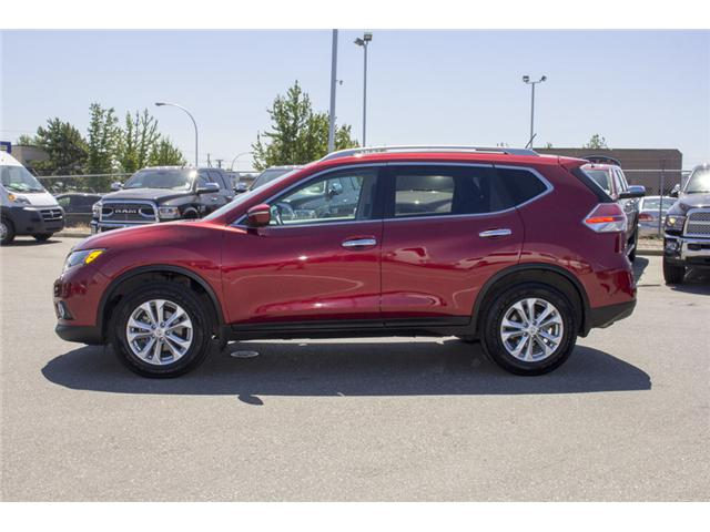 2015 Nissan Rogue SV (Stk: EE894030) in Surrey - Image 4 of 30