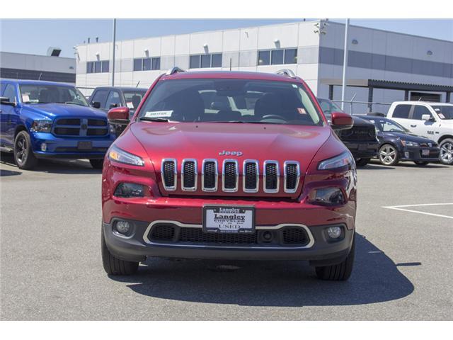 2017 Jeep Cherokee Limited (Stk: EE888740) in Surrey - Image 2 of 26