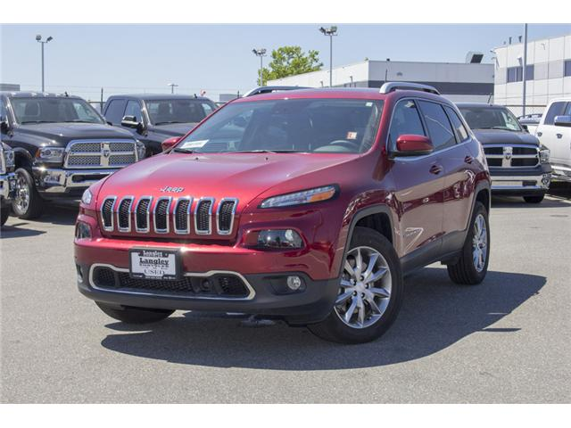 2017 Jeep Cherokee Limited (Stk: EE888740) in Surrey - Image 3 of 26
