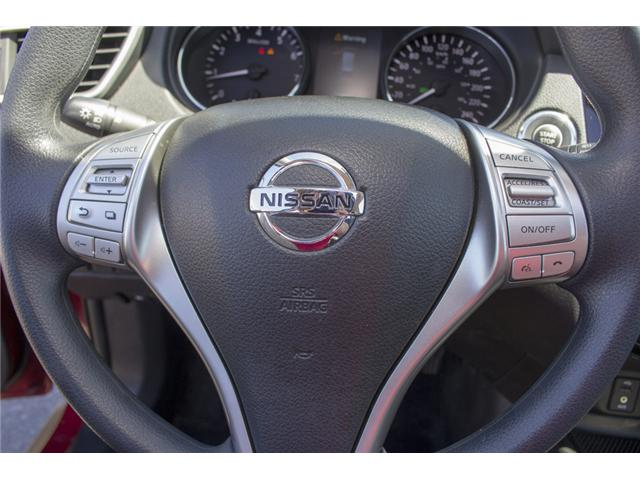 2015 Nissan Rogue SV (Stk: EE894030) in Surrey - Image 22 of 30
