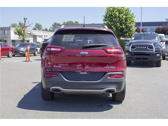 2017 Jeep Cherokee Limited (Stk: EE888740) in Surrey - Image 6 of 26