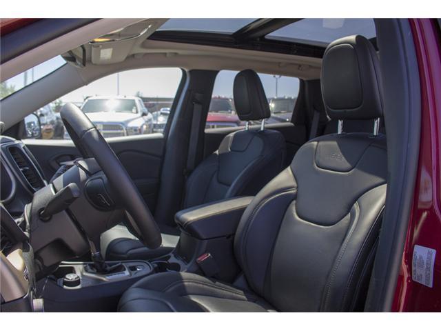 2017 Jeep Cherokee Limited (Stk: EE888740) in Surrey - Image 10 of 26