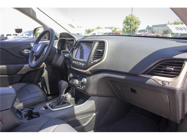 2017 Jeep Cherokee Limited (Stk: EE888740) in Surrey - Image 15 of 26