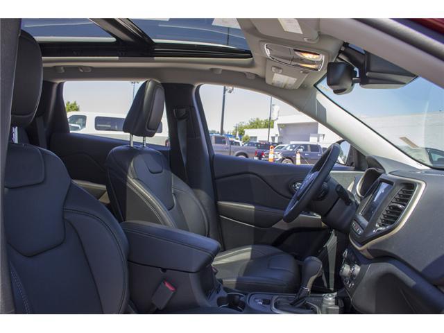 2017 Jeep Cherokee Limited (Stk: EE888740) in Surrey - Image 17 of 26