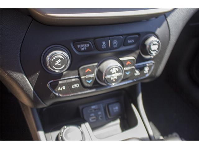 2017 Jeep Cherokee Limited (Stk: EE888740) in Surrey - Image 23 of 26