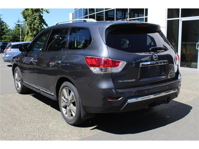 2014 Nissan Pathfinder  (Stk: 12050A) in Courtenay - Image 5 of 28