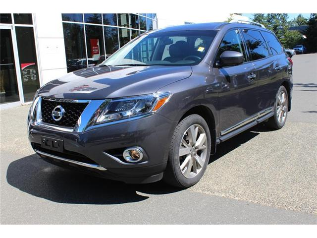 2014 Nissan Pathfinder  (Stk: 12050A) in Courtenay - Image 7 of 28