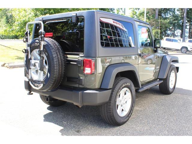 2015 Jeep Wrangler Sport (Stk: 11623A) in Courtenay - Image 3 of 23
