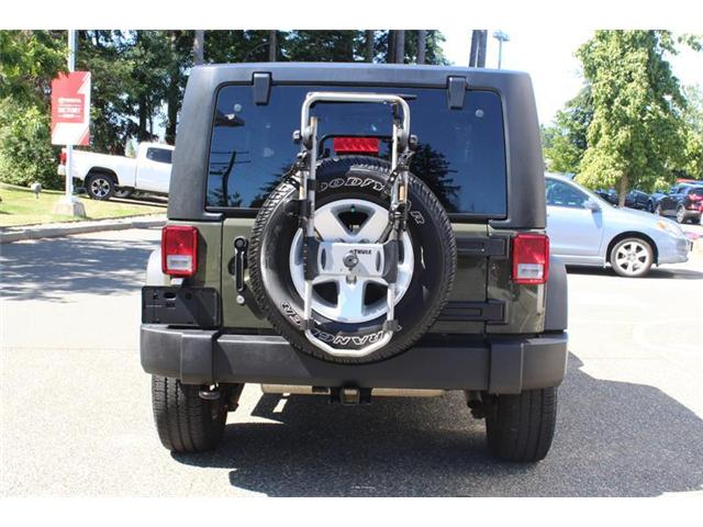 2015 Jeep Wrangler Sport (Stk: 11623A) in Courtenay - Image 4 of 23