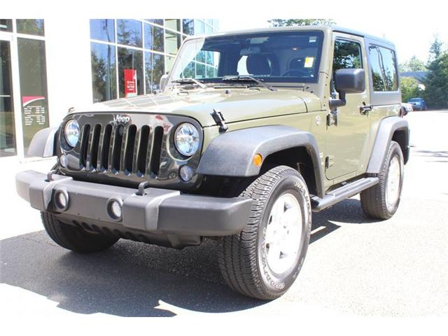 2015 Jeep Wrangler Sport (Stk: 11623A) in Courtenay - Image 7 of 23