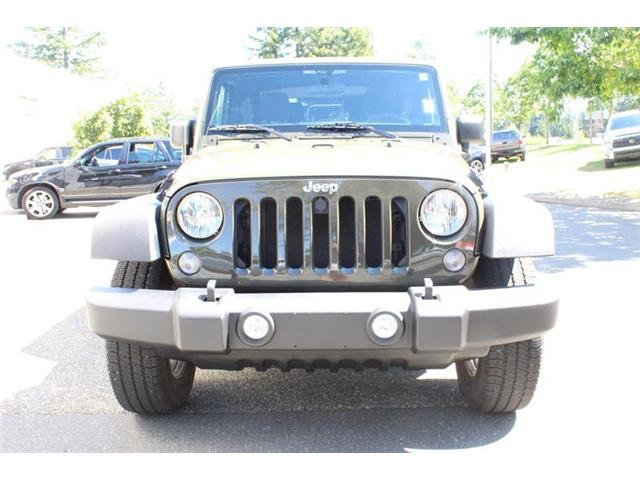 2015 Jeep Wrangler Sport (Stk: 11623A) in Courtenay - Image 8 of 23