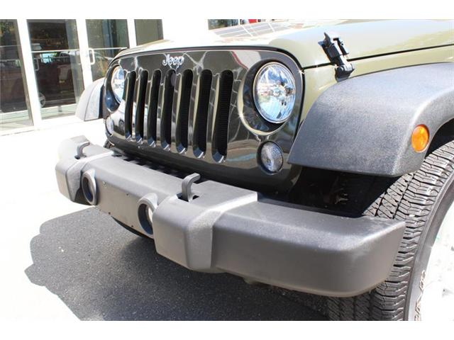 2015 Jeep Wrangler Sport (Stk: 11623A) in Courtenay - Image 9 of 23