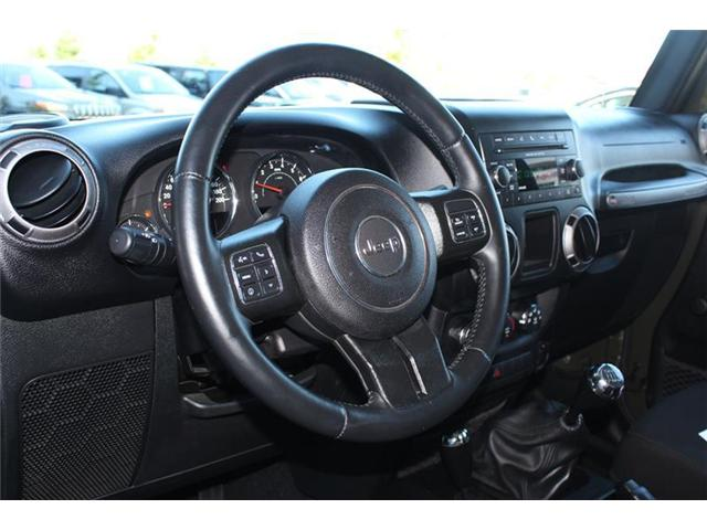 2015 Jeep Wrangler Sport (Stk: 11623A) in Courtenay - Image 12 of 23
