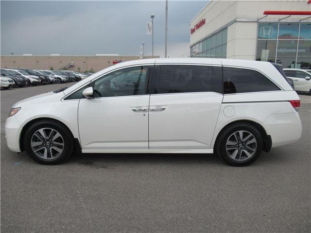 2016 Honda Odyssey Touring, EXTENDED WARRANTY! (Stk: 8511739A) in Brampton - Image 2 of 29