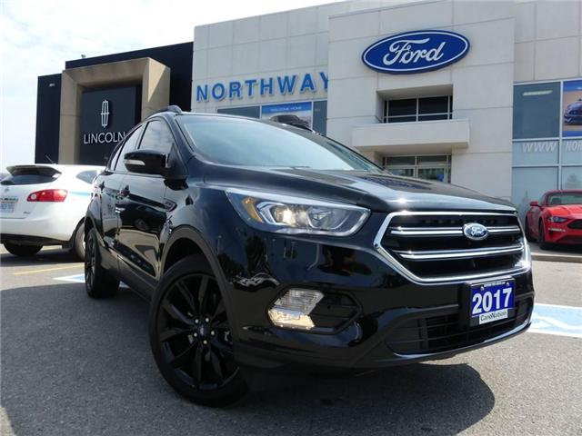 2017 Ford Escape Titanium | LOW KM | NAV | PANO ROOF | TOW PKG | (Stk: TN84182C) in Brantford - Image 2 of 26