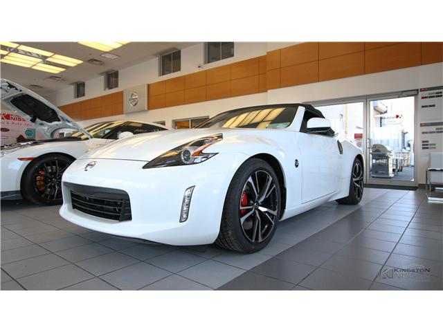 2019 Nissan 370Z Touring Sport (Stk: 19-1) in Kingston - Image 2 of 16