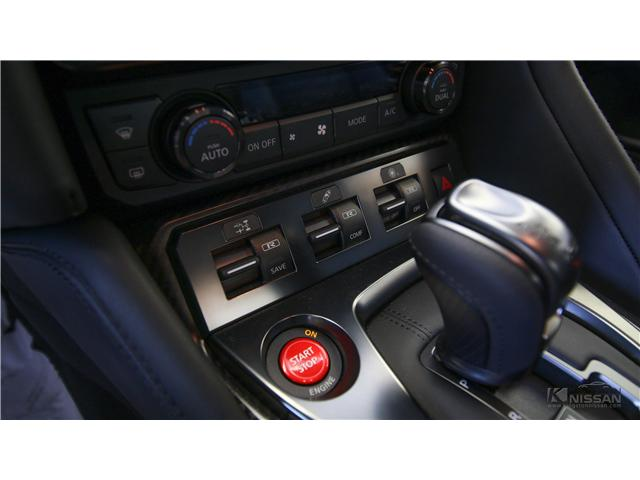 2018 Nissan GT-R Premium (Stk: 18-331) in Kingston - Image 21 of 28