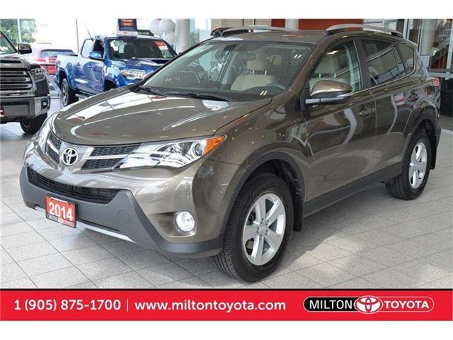 2014 Toyota RAV4 XLE (Stk: 125486) in Milton - Image 1 of 42