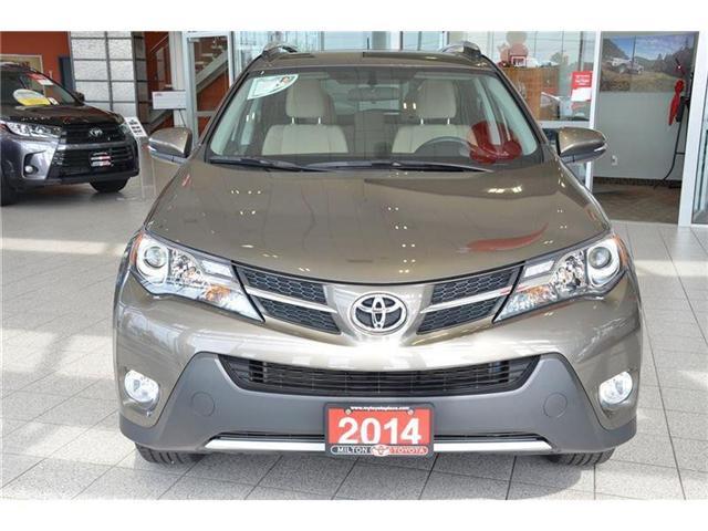 2014 Toyota RAV4 XLE (Stk: 125486) in Milton - Image 2 of 42