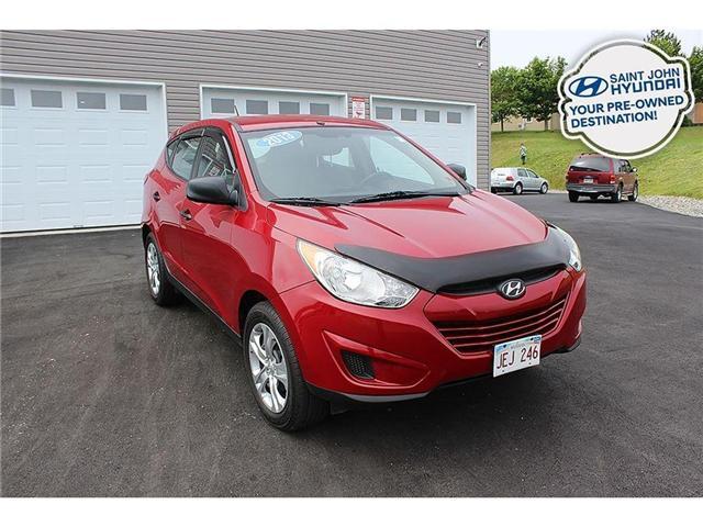 2013 Hyundai Tucson GL (Stk: 72652A) in Saint John - Image 1 of 20