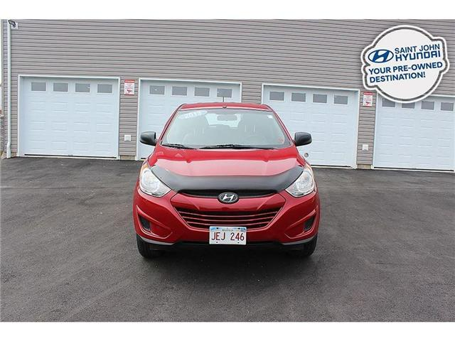 2013 Hyundai Tucson GL (Stk: 72652A) in Saint John - Image 2 of 20