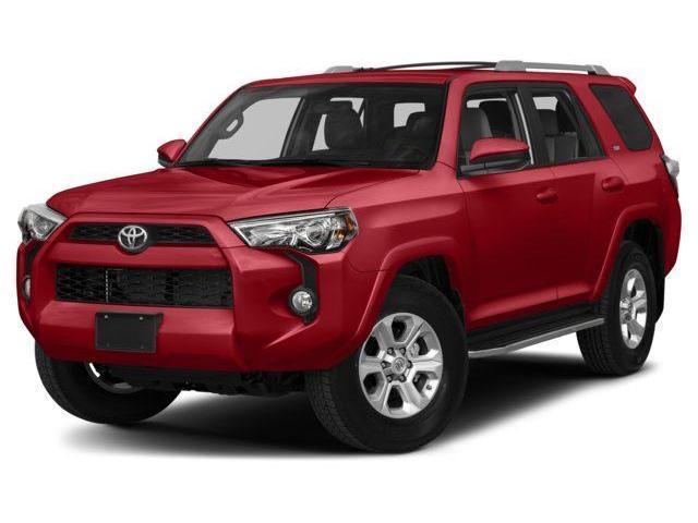 2018 Toyota 4Runner SR5 (Stk: 584680) in Milton - Image 1 of 9