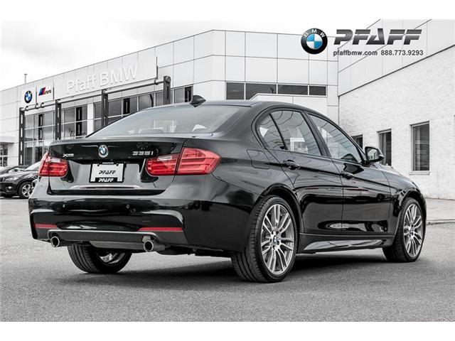 2015 BMW 335i xDrive (Stk: 21005A) in Mississauga - Image 2 of 20