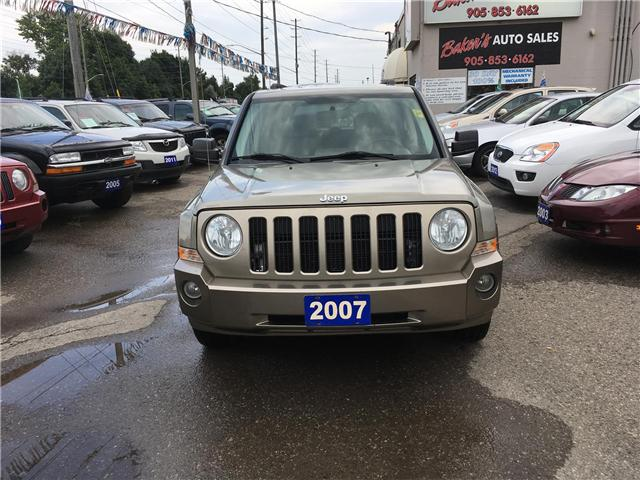 2007 Jeep Patriot Sport 4WD (Stk: P3518) in Newmarket - Image 2 of 19
