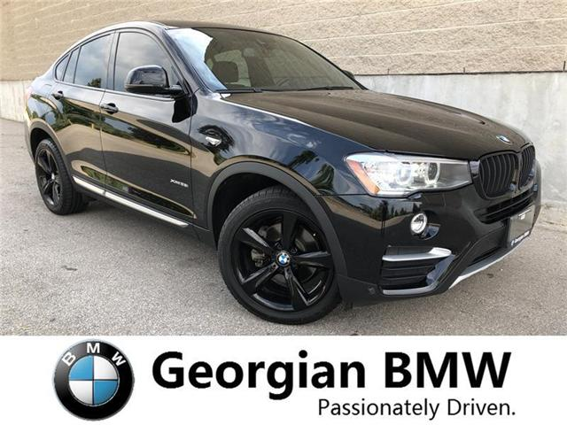 2018 BMW X4 xDrive28i (Stk: P1325) in Barrie - Image 1 of 21