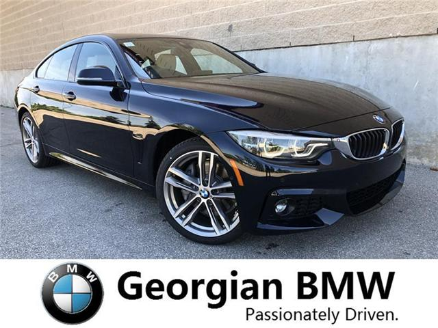 2019 BMW 440i xDrive Gran Coupe  (Stk: B19008) in Barrie - Image 1 of 24