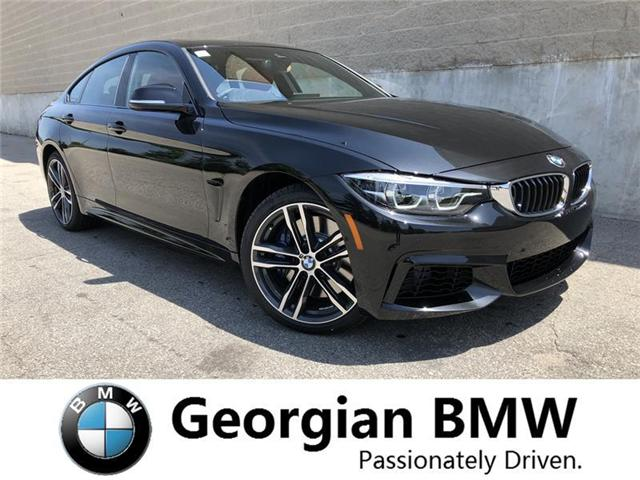2019 BMW 440 Gran Coupe i xDrive (Stk: B19009) in Barrie - Image 1 of 20