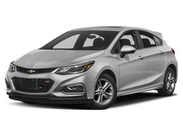 2018 Chevrolet Cruze LT Auto (Stk: 8650421) in Scarborough - Image 1 of 9