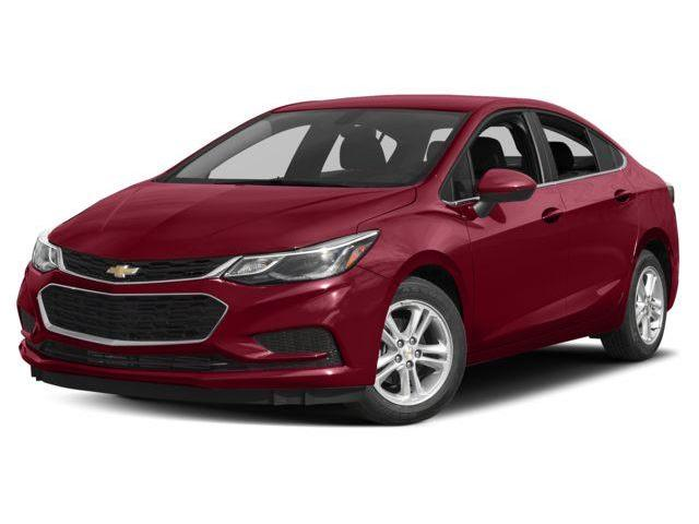 2018 Chevrolet Cruze LT Auto (Stk: C8J212) in Mississauga - Image 1 of 9