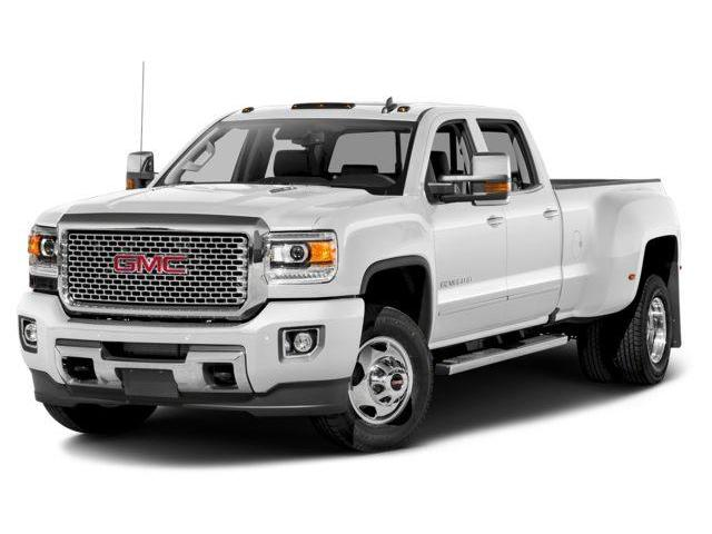 2018 GMC Sierra 3500HD Denali (Stk: V8G105) in Mississauga - Image 1 of 9