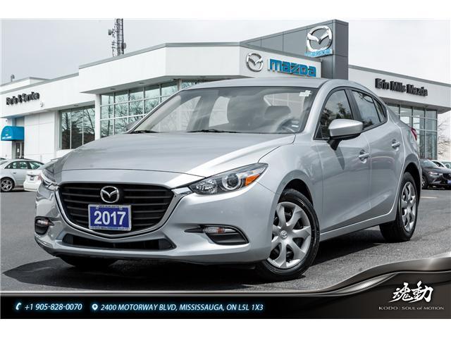 2017 Mazda Mazda3  (Stk: R0071) in Mississauga - Image 1 of 19