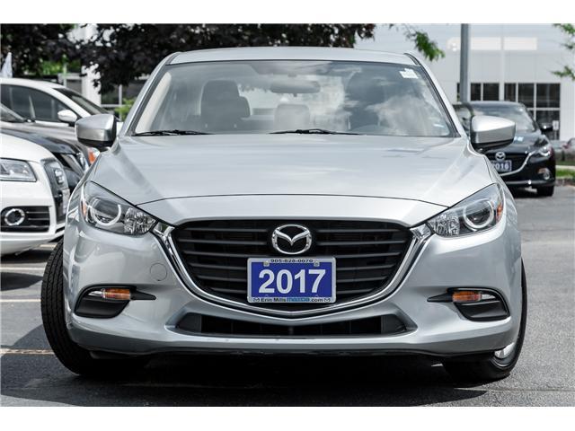2017 Mazda Mazda3  (Stk: R0071) in Mississauga - Image 2 of 19