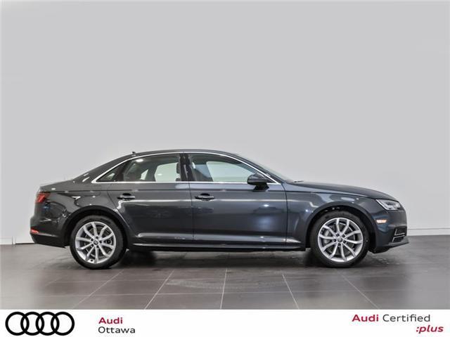 2018 Audi A4 2.0T Progressiv (Stk: 51512) in Ottawa - Image 2 of 22