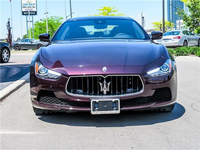 2017 Maserati Ghibli S Q4 (Stk: 1458MA SERV) in Vaughan - Image 2 of 29