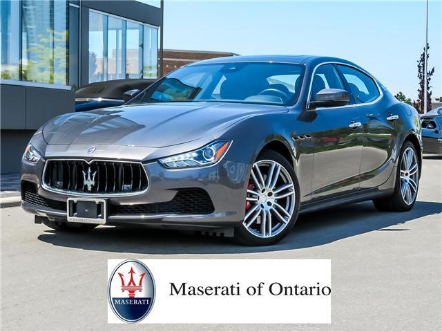 2017 Maserati Ghibli S Q4 (Stk: 1528MA SERV) in Vaughan - Image 1 of 29