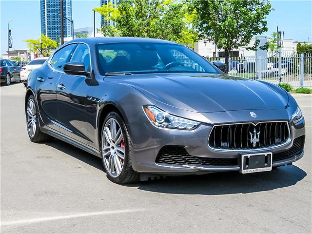 2017 Maserati Ghibli S Q4 (Stk: 1528MA SERV) in Vaughan - Image 3 of 29
