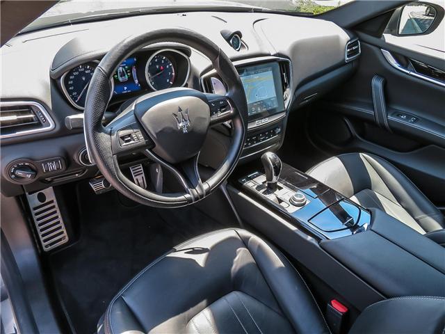 2017 Maserati Ghibli S Q4 (Stk: 1528MA SERV) in Vaughan - Image 10 of 29