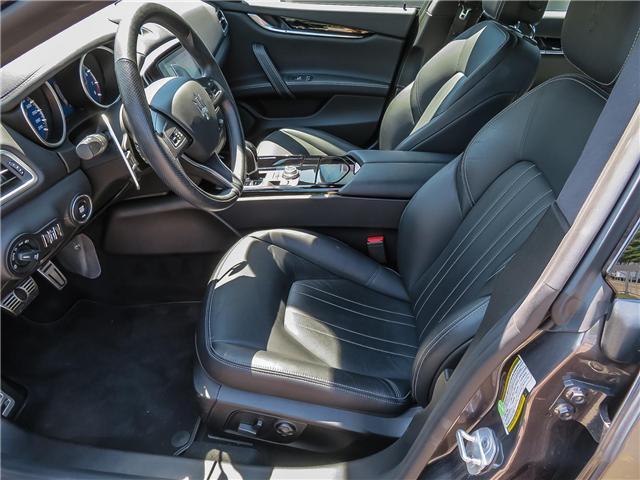 2017 Maserati Ghibli S Q4 (Stk: 1528MA SERV) in Vaughan - Image 11 of 29