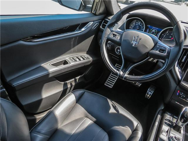 2017 Maserati Ghibli S Q4 (Stk: 1528MA SERV) in Vaughan - Image 14 of 29