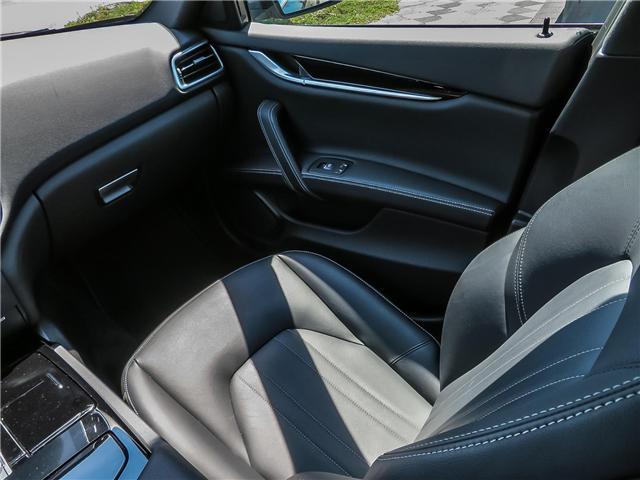 2017 Maserati Ghibli S Q4 (Stk: 1528MA SERV) in Vaughan - Image 16 of 29