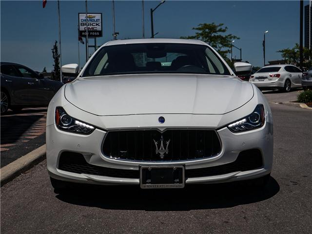2017 Maserati Ghibli S Q4 (Stk: 1794MA SERVICE) in Vaughan - Image 2 of 25
