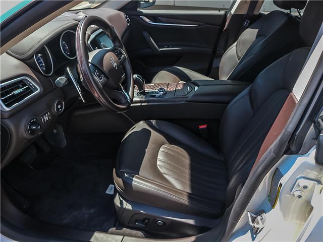 2017 Maserati Ghibli S Q4 (Stk: 1794MA SERVICE) in Vaughan - Image 10 of 25